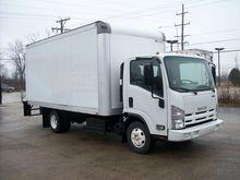 2011 Isuzu, 14,500 GVW, Diesel,