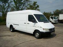 2008 Sprinter 3500. Diesel 132K