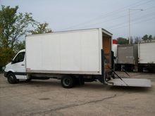 2014 Sprinter 3500, Diesel 77K,