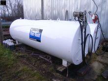 2012 Westeel Fuel-Vault 1000 ga