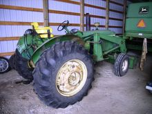 Used John Deere 3020
