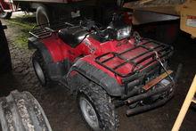 2003 Honda TRX 450FE