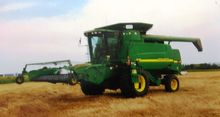 Used 2000 JD 9650 in