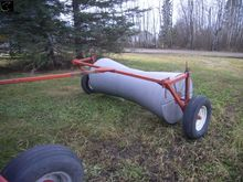 8ft concave style swath roller
