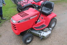 Honda 4120 riding lawn mower