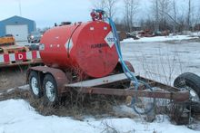 Westeel 500 gallon road vault f
