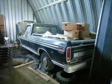 Used 1975 Ford F100
