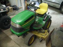 2004 JD 190C riding lawn mower