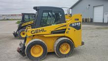 Used GEHL 5240E in W