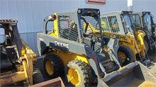 Used DEERE 318D in W