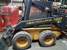 Used HOLLAND LX665 i