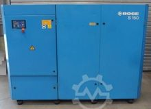 2004 BOGE S 150 Screw compresso
