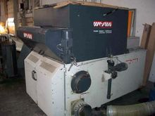 1994 Weima WLKM 12 Cutting Mill