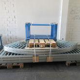 2015 roller conveyor 12m, 2 cur
