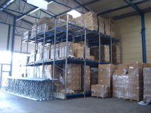 2008 BITO Passage shelves