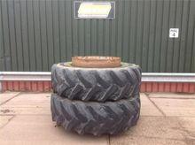 Goodyear 20.8 x 38 Dual wheels