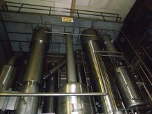 1981 GEA ED, 7.500 l evaporator