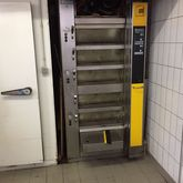 2007 Miwe Ideal Multideck ovens