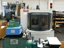 1997 Mazak H-415 CNC Milling Ce