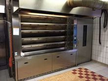 Scheurer 18 m2 Multideck ovens