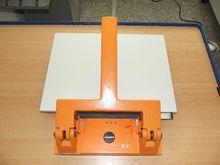 Bacher 2032 Printing plate punc