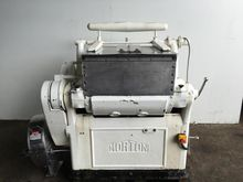 Morton NO4 Z-arm Batch mixers