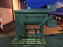 Orbmix Mix450 Twin-shaft paddel