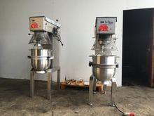Bear AR40 Planetary mixers