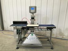 Stevens Apex Check weighers