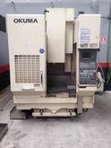 1996 OKUMA MX45 VAE Milling Cen