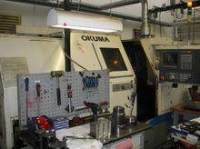 1995 OKUMA LB25II-M CNC Turning