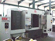 2012 HAAS EC400 PP CNC Milling