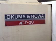 1995 OKUMA-HOWA ACT-20 CNC Lath