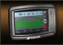 2015 Topcon X 14 agricultural m