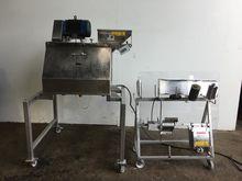 Urschel RA Cutters and vacuum