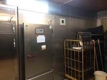 Stamm industrial freezer