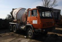 1990 STEYR 32S31/B29/6x4 Concre