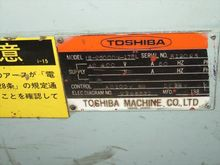 1985 Toshiba IS 2500DN-175L Inj