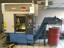 2000 Mazak QT 200 C CNC Turning