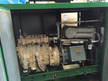 2007 G G-BOX50 2G Gas generator
