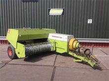 CLAAS MARKANT 65 Square balers