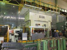AIDA PMX-L2-300H Hydraulic H-Fr