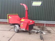2007 TP 150 PHM Wood chippers