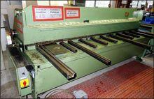 RAS 83.25 Swing-Plate Shear
