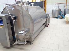 2010 KROMEL Milk cooling tank n