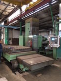 2012 WMW UNION BFKP Boring Mill