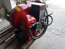 2002 Weishaupt MS7 Oil Heater
