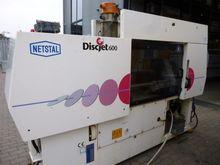 1997 Netstal Discjet 600/110 In