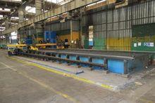 2011 AJAN SHP260 CNC Plasma Cut