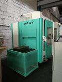 Deckel Maho DMC 50V CNC Milling